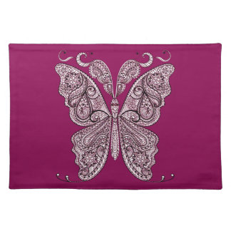 Butterfly 8 placemat