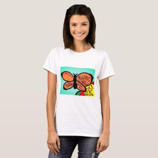 Butterfly a bible verses T-Shirt