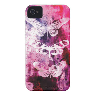butterfly abstract iPhone 4 case