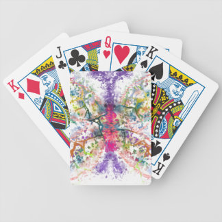 Butterfly Anatomy Bicycle Playing Cards