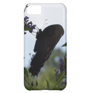 Butterfly and Sky iPhone 5C Covers