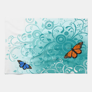 Butterfly Art 2 Kitchen Towel