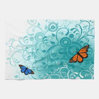 Butterfly Art 2 Kitchen Towel