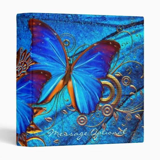 Butterfly Art 35 Binder