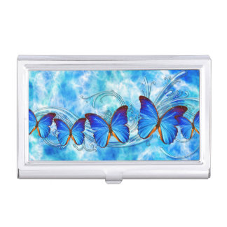 Butterfly Art 37 Business Card Holder