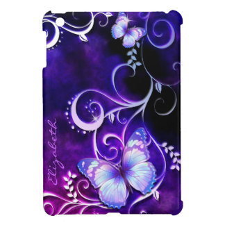Butterfly Art 3 iPad Mini Cases