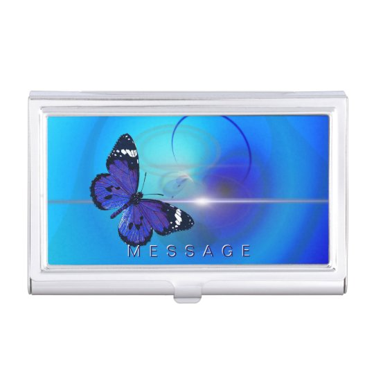 Butterfly Art 47 Options Business Card Holders
