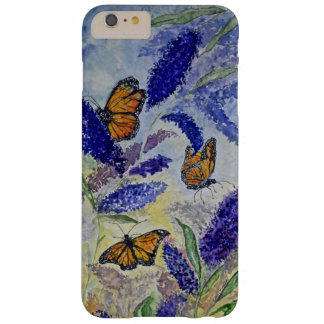 Butterfly Art Barely There iPhone 7 Cases