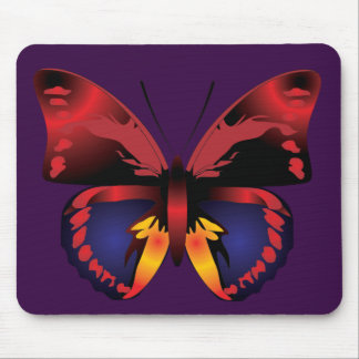 Butterfly Art MousepadComputer Home Gift Mouse Pad