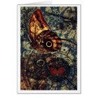 butterfly art notecard 4