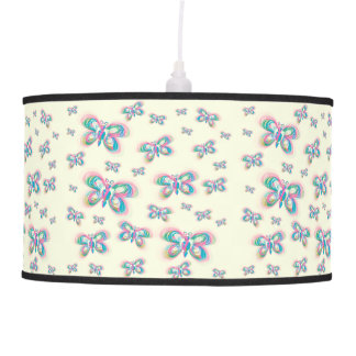 Butterfly Art Pendant Lamp