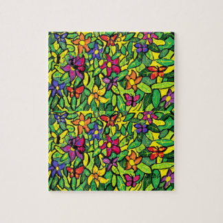 Butterfly art two jigsaw puzzle