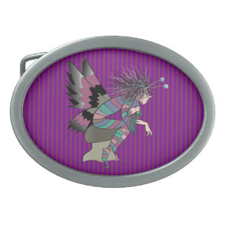 Butterfly Artistic Fantasy Fairy Unique Elf Cute Belt Buckles