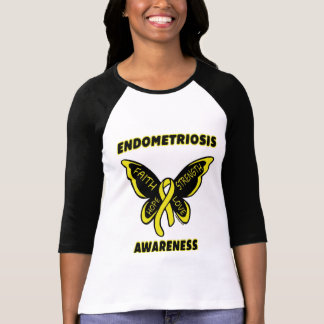 Butterfly/Awareness...Endometriosis T-Shirt