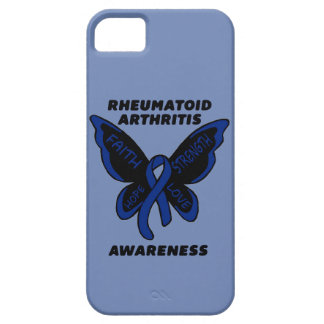 Butterfly/Awareness...Rheumatoid Arthritis iPhone 5 Cover
