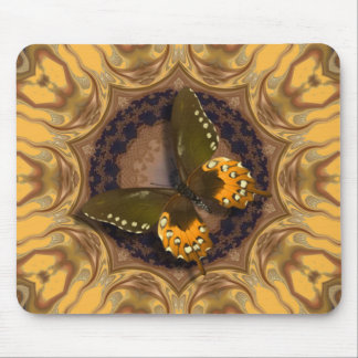 Butterfly Away. Mouse Pad