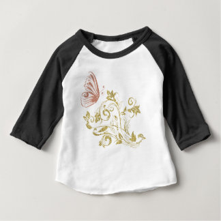 Butterfly Baby American Apparel Shirt