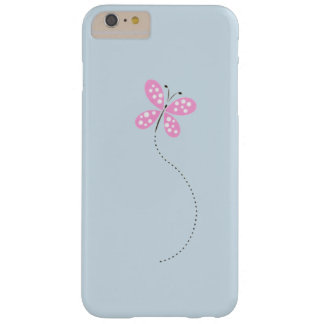 Butterfly Baby Blue Phone Case