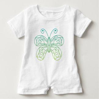 Butterfly Baby Romper