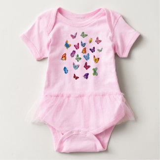 butterfly Baby Tutu Bodysuit