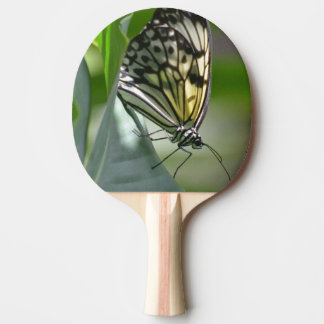 Butterfly Beauty Ping Pong Paddle
