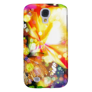 Butterfly Beauty Samsung Galaxy S4 Case