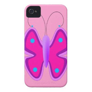 Butterfly BlackBerry Bold Case-Mate