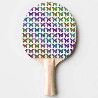 Butterfly bliss. ping pong paddle
