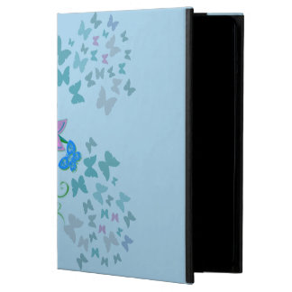 Butterfly Blue Case For iPad Air