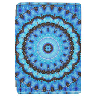Butterfly Blue Mandala iPad Air Cover