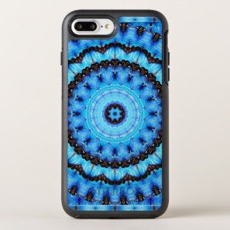 Butterfly Blue Mandala OtterBox Symmetry iPhone 8 Plus/7 Plus Case