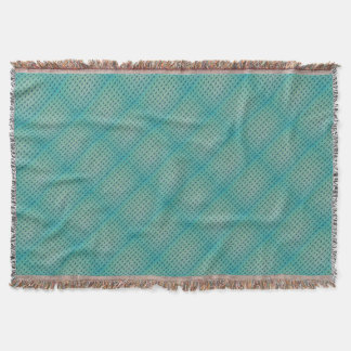 Butterfly blue throw