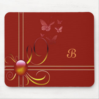 Butterfly Bows 4 Mouse Pad