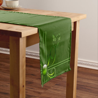 Butterfly Bows Short Table Runner