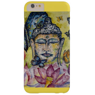Butterfly Buddha Watercolor Art iPhone 7 Case