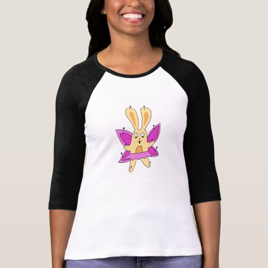 Butterfly Bunny T-shirt