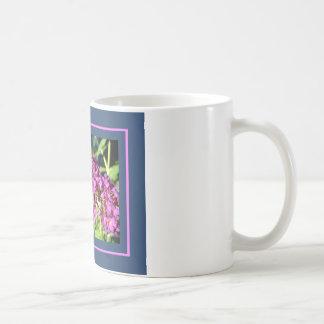 Butterfly Bush Classic White Coffee Mug