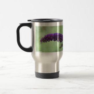 Butterfly Bush Coffee Mug