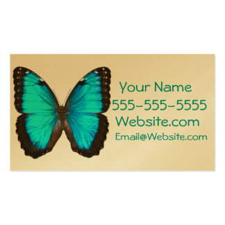 """""""Butterfly"""" Business Card"""
