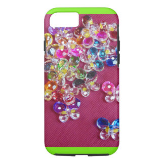 Butterfly Buttons Apple iPhone Case