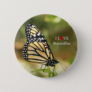 Butterfly Buttons To Wear