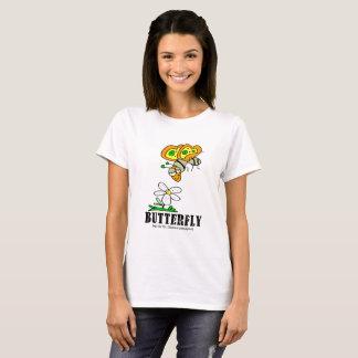 Butterfly by Lorenzo Women's T-Shirt