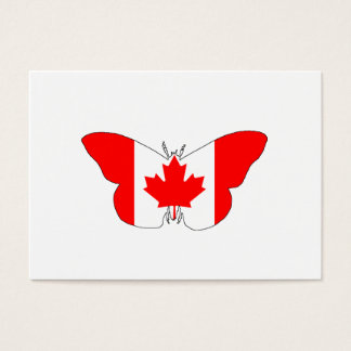Butterfly Canada Business Card