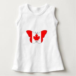 Butterfly Canada Dress