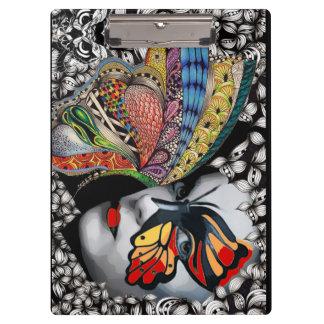 Butterfly Clipboard