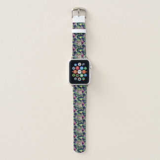 Butterfly Collage Apple Watch Band