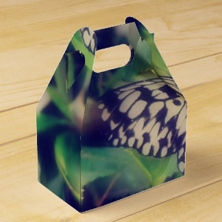Butterfly Collage Favor Box