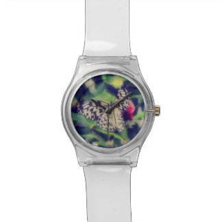 Butterfly Collage Watch
