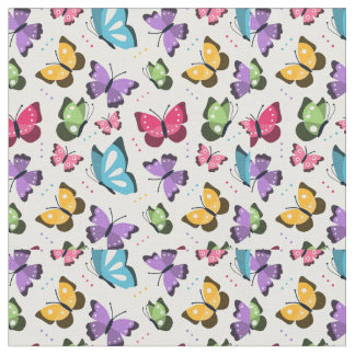 Butterfly Collection Fabric
