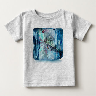 Butterfly cube baby T-Shirt